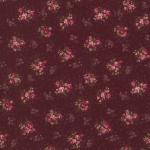 """Ткань для пэчворк (50x55см) 4523-518 из коллекции """"Trachten rosen"""" """"Stof"""" (Дания)"""