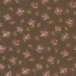 """Ткань для пэчворк (50x55см) 4523-525 из коллекции """"Trachten rosen"""" """"Stof"""" (Дания)"""