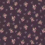 """Ткань для пэчворк (50x55см) 4523-550 из коллекции """"Trachten rosen"""" """"Stof"""" (Дания)"""