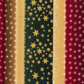 "Ткань для пэчворк (50x55см) 4591-201 ""Stof"" (Дания)"