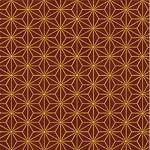 "Ткань для пэчворк (50x55см) 4592-304 из коллекции ""Glimmering"" ""Stof"" (Дания)"