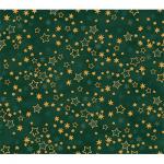 "Ткань для пэчворк (50x55см) 4592-802 из коллекции ""Glimmering"" ""Stof"" (Дания)"