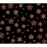 "Ткань для пэчворк (50x55см) 4592-902 из коллекции ""Glimmering"" ""Stof"" (Дания)"