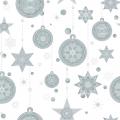 "Ткань для пэчворк (50x55см) 4594-100 из коллекции ""Amazing Stars"" ""Stof"" (Дания)"