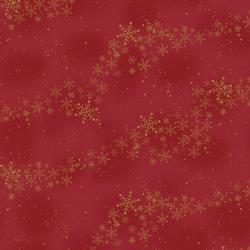 "Ткань для пэчворк (50x55см) 4594-402 из коллекции ""Amazing Stars"" ""Stof"" (Дания)"