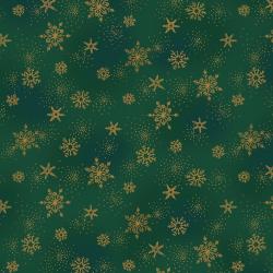 "Ткань для пэчворк (50x55см) 4594-807 из коллекции ""Amazing Stars"" ""Stof"" (Дания)"