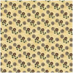 "Ткань для пэчворк (50x55см) 4597-208 ""Stof"" (Дания)"