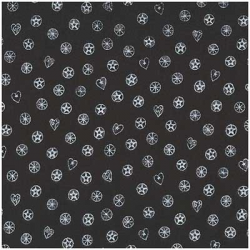 "Ткань для пэчворк (50x55см) 4598-904 ""Stof"" (Дания)"