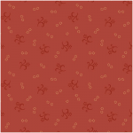 "Ткань для пэчворк (50x55см) 4702-565 ""Stof"" (Дания)"