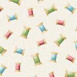 "Ткань для пэчворк (50x55см) 4702-600 ""Stof"" (Дания)"