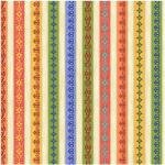 "Ткань для пэчворк (60x110см) 4702-709 ""Stof"" (Дания)"