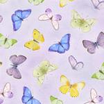 """Ткань для пэчворк (50x55см) 4703-497 из коллекции """"My garden"""" """"Stof"""" (Дания)"""