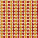 """Ткань для пэчворк (50x55см) 4703-648 из коллекции """"Catnip"""" """"Stof"""" (Дания)"""