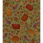 """Ткань для пэчворк (50x55см) 4703-651 из коллекции """"Autumn is here"""" """"Stof"""" (Дания)"""