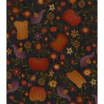 """Ткань для пэчворк (50x55см) 4703-652 из коллекции """"Autumn is here"""" """"Stof"""" (Дания)"""