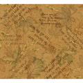 """Ткань для пэчворк (50x55см) 4703-653 из коллекции """"Autumn is here"""" """"Stof"""" (Дания)"""