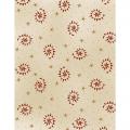 """Ткань для пэчворк (50x55см) 4703-661 из коллекции """"Autumn is here"""" """"Stof"""" (Дания)"""