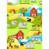 "Ткань для пэчворк (60x110см) 4703-672 из коллекции ""Knit Club"" ""Stof"" (Дания)"