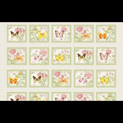 "Ткань для пэчворк (60x110см) 4705-048 ""Stof"" (Дания)"