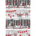 "Ткань для пэчворк (60x110см) 4790-282 ""Stof"" (Дания)"