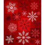 "Ткань для пэчворк (60x110см) 4790-285 ""Stof"" (Дания)"