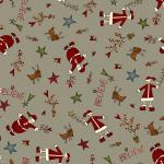 "Ткань для пэчворк (50x55см) 4790-480 ""Stof"" (Дания)"