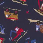 "Ткань для пэчворк (50x55см) 4800-994 ""Stof"" (Дания)"