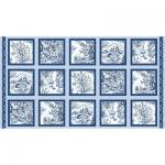 "Ткань для пэчворк (60x110см) 4801-174  ""Stof"" (Дания)"