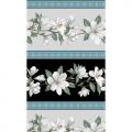 """Ткань для пэчворк (60x110см) 4801-252 из коллекции """"Magnolia"""" """"Stof"""" (Дания)"""