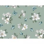 """Ткань для пэчворк (50x55см) 4801-253 из коллекции """"Magnolia"""" """"Stof"""" (Дания)"""