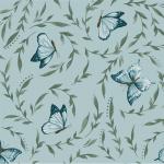 """Ткань для пэчворк (50x55см) 4801-264 из коллекции """"Magnolia"""" """"Stof"""" (Дания)"""