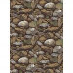 """Ткань для пэчворк (50x55см) 4801-383 из коллекции """"Lighthouse"""" """"Stof"""" (Дания)"""