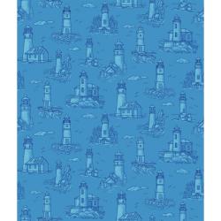 """Ткань для пэчворк (50x55см) 4801-385 из коллекции """"Lighthouse"""" """"Stof"""" (Дания)"""