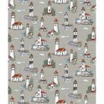 """Ткань для пэчворк (50x55см) 4801-386 из коллекции """"Lighthouse"""" """"Stof"""" (Дания)"""