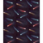 """Ткань для пэчворк (50x55см) 4801-395 из коллекции """"Planets"""" """"Stof"""" (Дания)"""