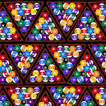 """Ткань для пэчворк (50x55см) 4801-403 из коллекции """"Games"""" """"Stof"""" (Дания)"""