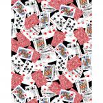 """Ткань для пэчворк (50x55см) 4801-404 из коллекции """"Games"""" """"Stof"""" (Дания)"""