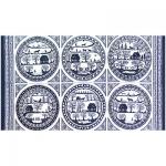 "Ткань для пэчворк (60x110см) 505-008 ""Stof"" (Дания)"