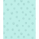 "Ткань для пэчворк (50x55см) 6300-070 ""Stof"" (Дания)"