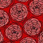 "Ткань для пэчворк (50x55см) 801-153 ""Stof"" (Дания)"