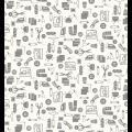 "Ткань для пэчворк (50x55см) 801-433 ""Stof"" (Дания)"