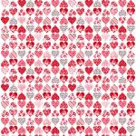 "Ткань для пэчворк (50x55см) 801-449 ""Stof"" (Дания)"