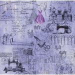 """Ткань для пэчворк (60x110см) 801-583 из коллекции """"Moda"""" """"Stof"""" (Дания)"""