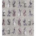 """Ткань для пэчворк (50x55см) 801-586 из коллекции """"Moda"""" """"Stof"""" (Дания)"""