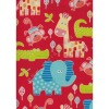 "Ткань для пэчворк (50x55см) 801-732 из коллекции ""Zoo"" ""Stof"" (Дания)"