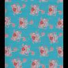 "Ткань для пэчворк (50x55см) 801-733 из коллекции ""Zoo"" ""Stof"" (Дания)"