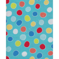 "Ткань для пэчворк (50x55см) 801-739 из коллекции ""Zoo"" ""Stof"" (Дания)"