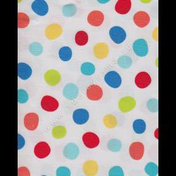 "Ткань для пэчворк (50x55см) 801-740 из коллекции ""Zoo"" ""Stof"" (Дания)"