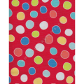 "Ткань для пэчворк (50x55см) 801-741 из коллекции ""Zoo"" ""Stof"" (Дания)"