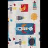 """Ткань для пэчворк (50x55см) 801-747 из коллекции """"Cosmos"""" """"Stof"""" (Дания)"""